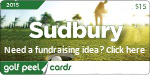 2016 Sudbury Golf Peel Cards