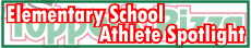 Elementary School Athlete of the Week