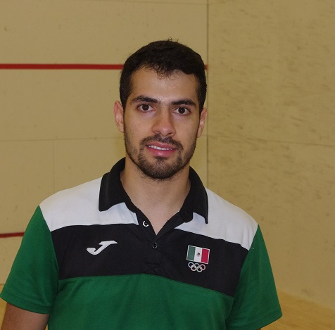 Making his fourth visit to Sudbury, Mexican Arturo Salazar claimed the Northern Ontario Open Squash PSA Tournament for the first time, defeating Shahier Razik in four sets