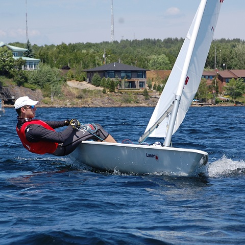 A second place finish at the International Youth (U19) Sailing Championships in Kingston capped off an outstanding summer of competition and training for Sudbury native Bradley Sheppard