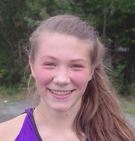 Dylann Mazzuchin of Lo-Ellen is one of a handful of local cross-country runners who will enter city championships in October as the athlete to beat in their particular age grouping