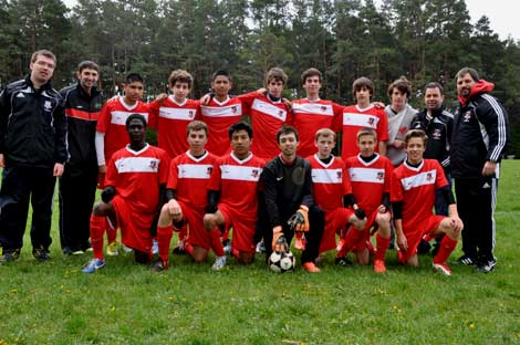 After spending one year away, the GSSC (Sudbury) Impact U15 boys are back in the fold in the CSL, looking to maintain their status in the Level 4 Premier grouping