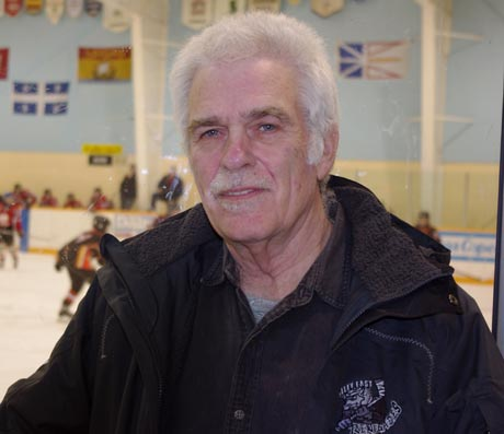 With an approach that is focused almost entirely on trying to ensure a positive experience for each and every player, regardless of ability, Jim McLoughlin works out Novice and Atom houseleague schedules throughout the hockey season