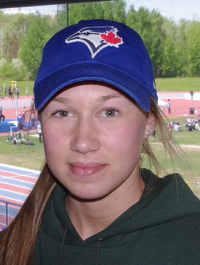 After capturing the 400m, 800m and 1500m at the city championships, Lasalle Secondary junior Karly Hellstrom is one of a strong contingent of local athletes looking to qualify on to OFSAA at the NOSSA meet later this week